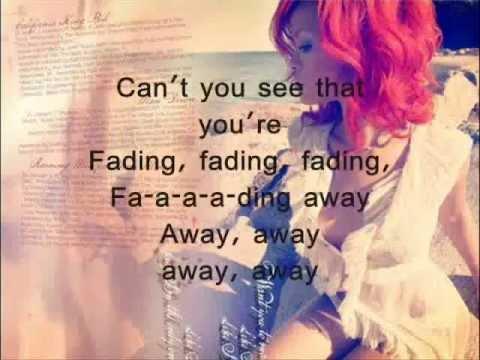 Fading Rihanna Lyrics