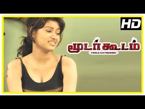 Moodar Koodam Movie Scenes | Naveen And Friends Realise That Jayaprakash Is Broke | Oviya