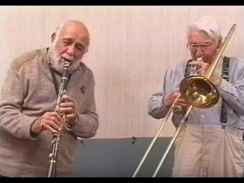 Spiegle Willcox & Al Gallodoro Interview by Monk Rowe - 11/14/1995 - Norwich, NY