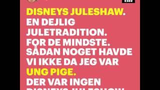 Bedstemor: Der var ikke noget Disneys Juleshow, der var krig | Det Kolde Bord | DR P3