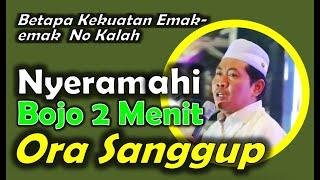 NGGAK PERNAH NYANTRI Gayane Minta Dipanggil KYAI - KH. Anwar Zahid