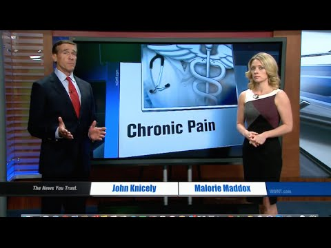 Physician Author with local ties talks about chronic pain during Omaha book tour HD