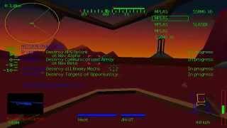 MechWarrior 2: 31st Century Combat (PC/DOS) 1995, Activision