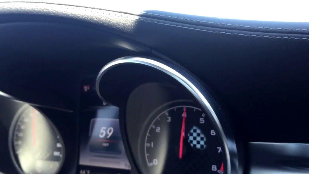 Mercedes C450 Amg 0 60