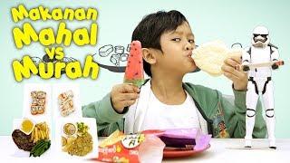 Download Video KATA BOCAH tentang Battle Makanan Mahal VS Murah | #37 MP3 3GP MP4
