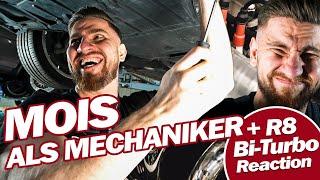 1 Tag als Mechaniker 🤝😂 Better call Mois