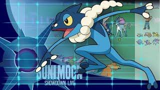 Pokemon Showdown Live Sun and Moon #51 [Pu] - Ft PokeaimMD and Moet