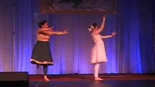 "Assam Convention 2013 Detroit: ""A Tale of Two Swans"" Classical Fusion Dance"