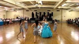 Quinceanera Vals with Legacy Girls - High School Musical 3 - Can I Have This Dance