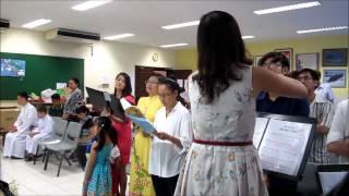 CHÚNG CON CẦN ĐẾN CHÚA - Cộng đoàn VNCSS (Singapore)