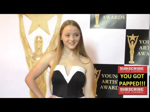 Liv Southard at the 37th Annual Young Artist Awards Sportsman Lodge in Studio City