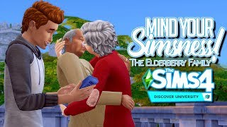 MIND YOUR SIMSNESS: The Elderberry Family | The Sims 4 Discover University