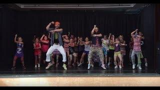 HUNGARIAN Zumba® Kids Teams present: BIP - El Ventilador - Zumba® Kids Choreography