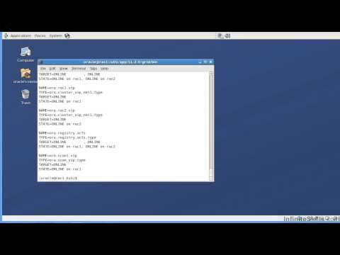 Oracle 11g - Real Application Clusters Tutorial | Identify RAC Components