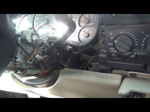 Fixing Chevy Suburban/Truck Ignition Key - Won't Turn