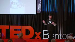 Becoming One Community: Al Lopez at TEDxBentonville