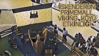 İskenderun Primemall Viking Köyü Etkinliği Çocuklar İçin Çok  Eğlenceli