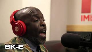 Michael K. Williams Talks About Being Discovered by Tupac and Getting Into Character