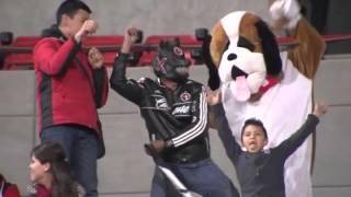 Liga MX 2016 - J05 -  El color : Tijuana vs Cruz Azul