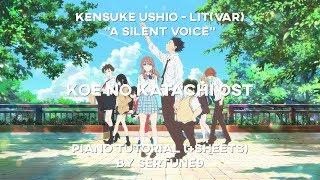 Kensuke Ushio lit var A silent voice Koe no Katachi ost sheets.mp3