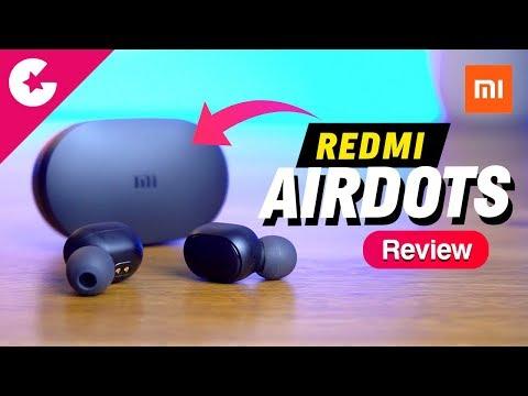 Xiaomi Redmi Airdots - Budget True Wireless Earphones! (Review)