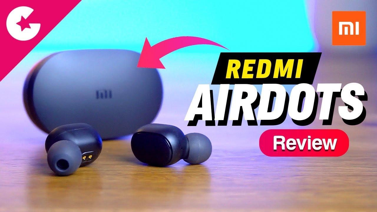 c12275dea03 Xiaomi Redmi Airdots - Budget True Wireless Earphones! (Review ...