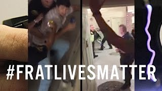 [Full Length] Sigma Chi at University of Alabama arrested, beaten, and tased.