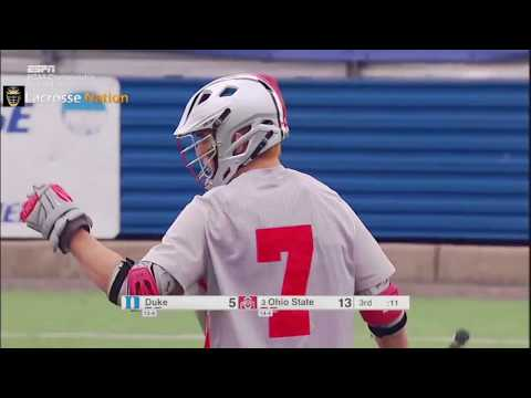 Lukas Buckley, Ohio State Attack Highlights