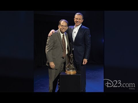 Thumbnail: Disney Legends Award: Jack Kirby Honored at D23 Expo 2017
