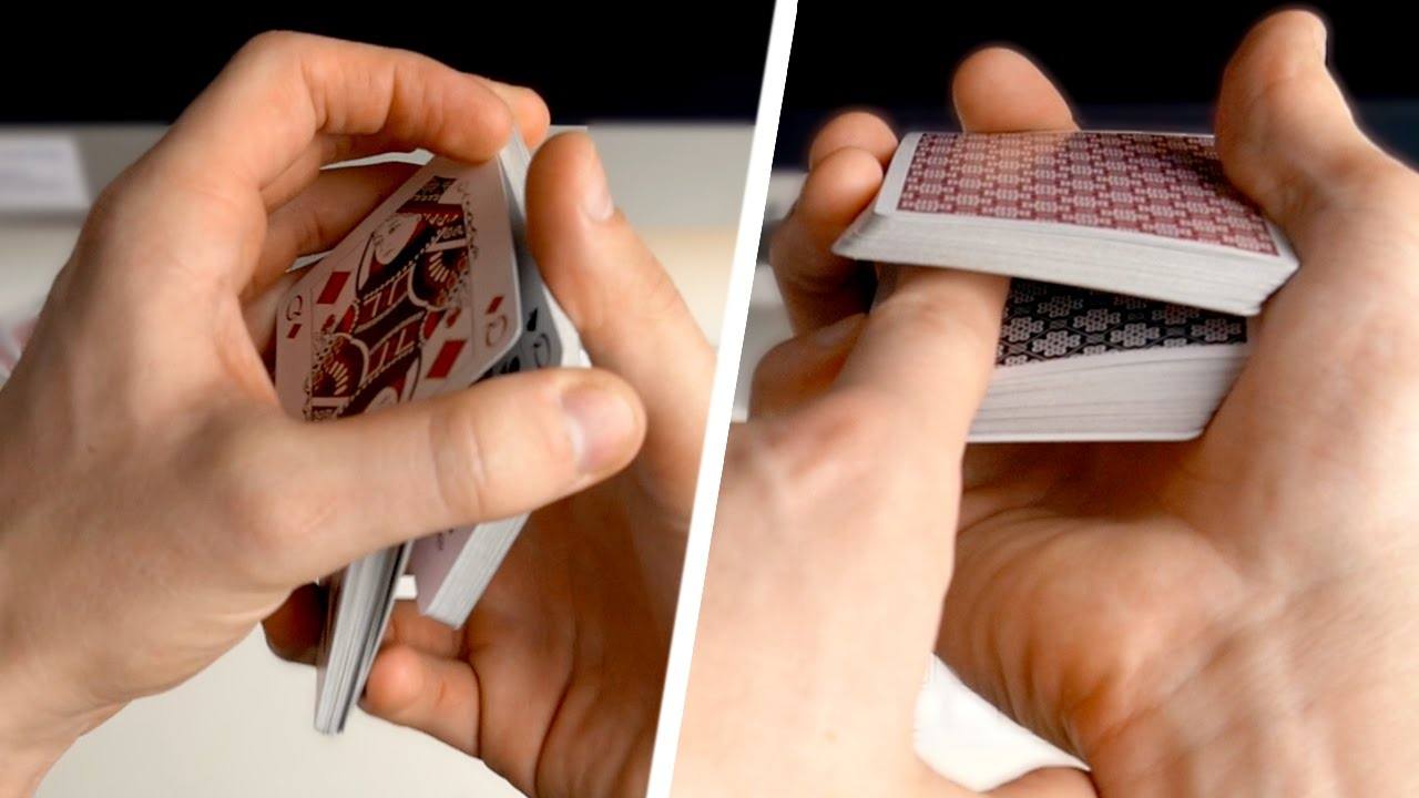 cool card tricks  easy to learn  youtube