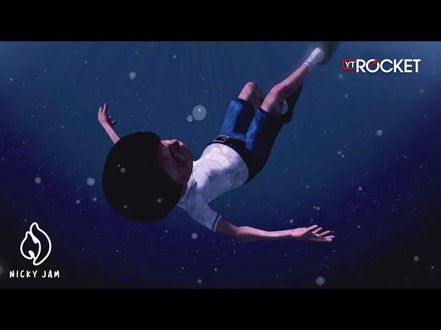 Nicky Jam - Desahogo Ft. Carla Morrison | Video Oficial