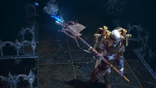 Path of Exile: Plague Scribe Staff