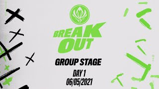 Groups - Day 1 | Mid-Season Invitational 2021