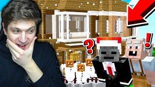 Seltsame Kinder in Minecraft spielen zu Wei.... 😨