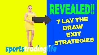 "Revealed! 7 ""lay The Draw"" Football Trading Exit Strategies For Betfai"