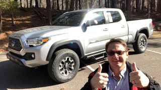 2019 Tacoma TRD Off-Road Review & Test Drive