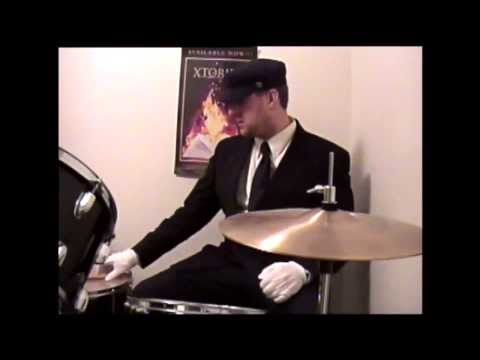 ⌛Pole-Cat McGee Presents: How To Be A World Class Drummer In One Minute⌛