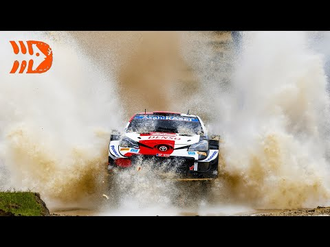 Strong Performance By Ogier at Rally Italia Sardegna 2021 | Day 2