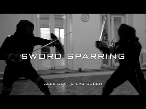 STEEL SWORD SPARRING   Longsword • Sabre & Shield • Thai Swords