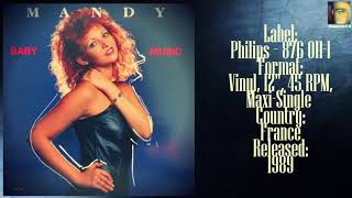 Mandy - Baby Music (1989 My Favorite Collection )✅