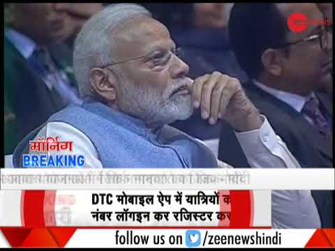 Morning Breaking: PM Modi targets Rahul Gandhi on Amethi