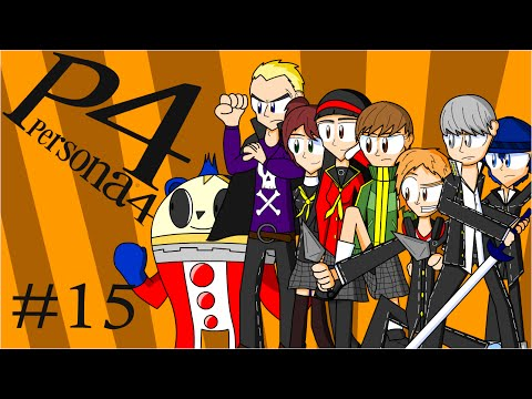 Persona 4   Part 15: Knight In Rusty Armor