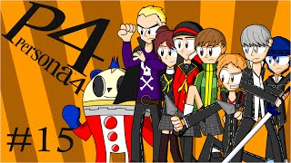 Persona 4 | Part 15: Knight In Rusty Armor