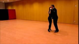 Den lille vinter-tangofestival i København 2014, Workshop 401, Milonga og Tangovals introduktion