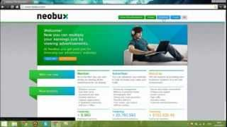Заработок в интернете без вложений! Лучший зарубежный букс! NeoBux