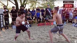 МАЛЫШ против Чемпиона в Боях Без Правил