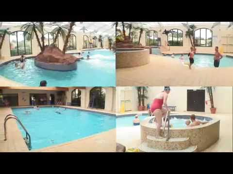 Tropicana Pool Complex At Welcome Family In Devon