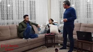 ANNEMLE BABAMA EHLİYET SINAVINDA KALDIM ŞAKASI
