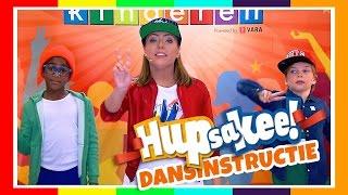 Hupsakee!  - dansles - Kinderen voor Kinderen
