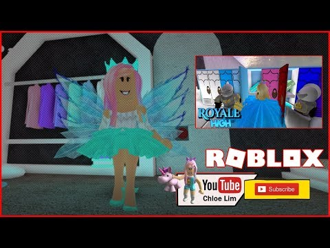 Buying my dream shoe - Winged Unicorn Fairy shoe and a skirt! 👑 Royale High School Beta 👑
